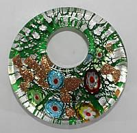 Муранское стекло (зелёный), фото 1