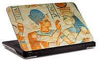"""Наклейка на ноутбук """"Древность"""", глянцевая/матовая, для всех моделей ноутбуков"""