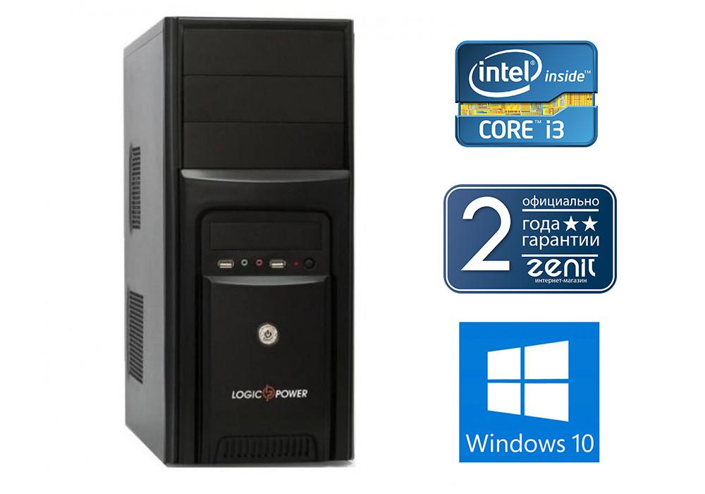 "Системный блок ZEN007 (Intel Core i3/4GB DDR3/320GB HDD) - Интернет-магазин ""Zenit"" в Запорожье"