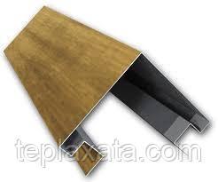 Металлосайдинг SUNTILE Наружный угол (2 м)