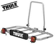 Велобагажник Thule EasyBase. Багажник для перевозки 1,2,3-х велосипедов на фаркоп. Велокрепление.