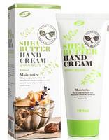 Крем-баттер для рук с маслом Ши JEJU Shea Butter Hand Cream