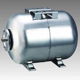 Гідроакумулятор вертикальний Aquatica 779111, 24л, (нерж)