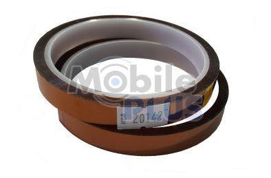 Термо-скотч каптоновый (12mm * 30m)