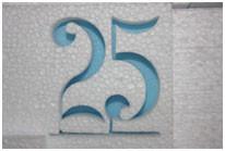 Пенопласт 25 Эконом (7,4-8,0 кг)
