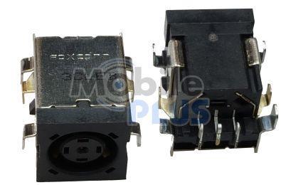 Разъем питания для ноутбука (7,4mm x 5,0mm) DC-205 Dell