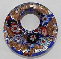 Муранское стекло (синий), фото 1