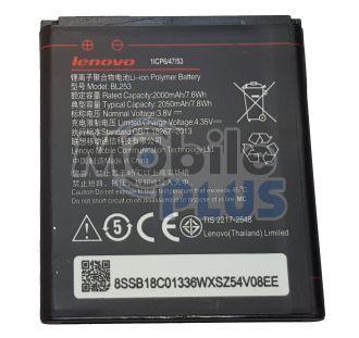Аккумулятор для Lenovo (BL253) A1000, A2010