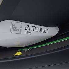 Автокресло iZi Modular iSize, от 6 мес-4г., Ivory Melange, фото 3