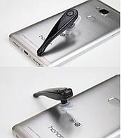 Беспроводная стерео Bluetooth гарнитура mini 1300. Черная