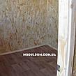 Мобильный дачный домик (6 х 2.4 м.), металлокаркас, фото 2