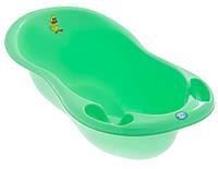 Детская ванночка Tega Balbinka TG-029 102 см. зеленая