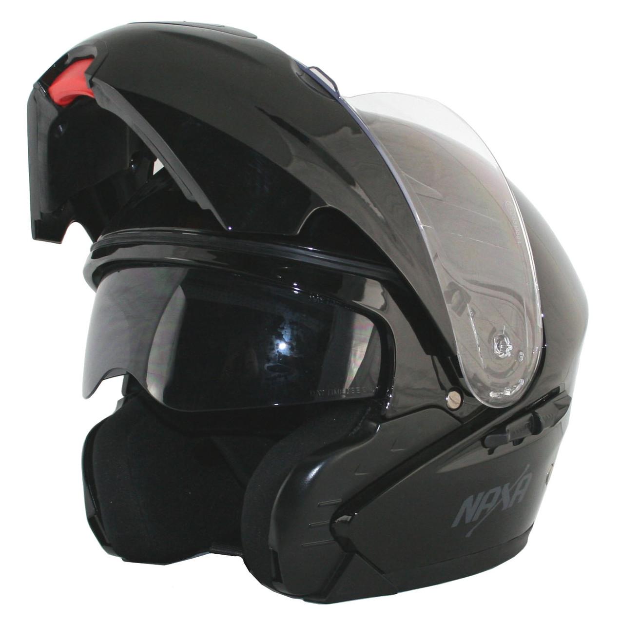 Мотоциклетный шлем NAXA FO2A r.XS + BLENDA