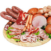Экстракты, специи, функциональные препараты, ароматы, маринады для производства колбас, мясных продуктов.