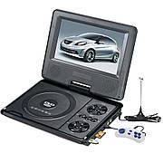 Супер цена Портативный DVD Плеер Portable DVD NS-958 Game EVD USB SD TV FM, 9 дюймов