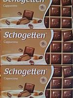 Шоколад Schogetten cappuccino, 100 г