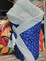 Оригинальный конверт-одеяло для новорожденного малыша
