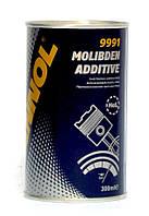MANNOL 9991 Molibden Additive  - высокоэффективная антифрикционная противоизносная присадка