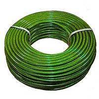 Шланг для полива газона Ender диаметр ¾, 3-слойный ПВХ, текстильное армирование, защита от УФ, 100 м