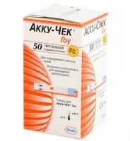Тест-полоски Accu-chek Go Glucose, 25 шт.