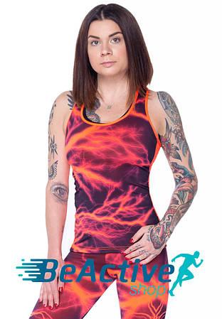 Женская спортивная майка-топ Paulo Connerti боксерка C6108