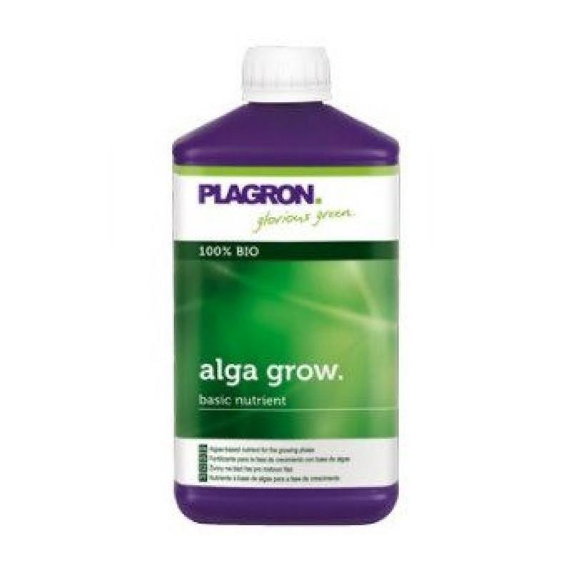 PLAGRON Alga Grow 500ml Органическое удобрение для земли. Оригинал. Нидерланды.