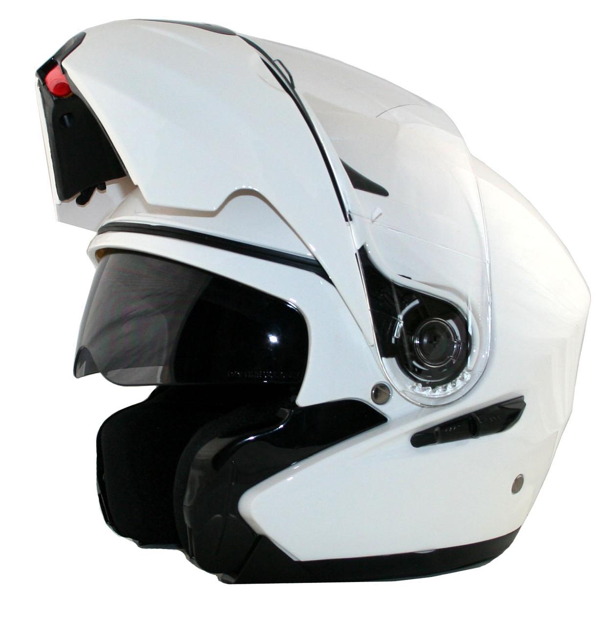 Мотоциклетный шлем NAXA F02c r.2XL+ BLENDA