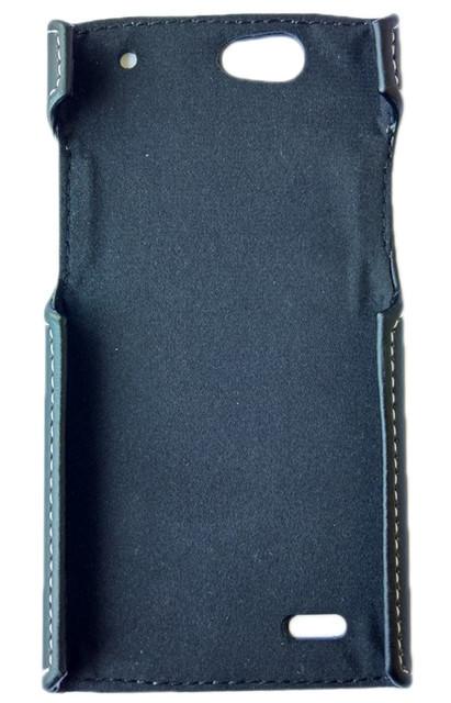 Чехол накладка Status для Blackview R7 Black Matte