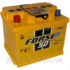 Аккумулятор Forse 6СТ-50Аз левый +