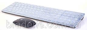Клавиатура и мышь беспроводной комплект UKC K06