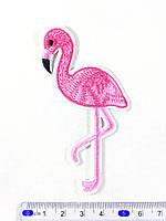 Нашивка фламинго m