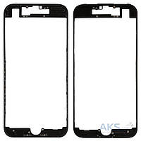 Передняя панель корпуса (рамка дисплея) Apple iPhone 7 Plus Black