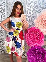 Женское летнее платье DB-3911