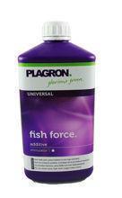 PLAGRON Fish Force 1L. Удобрение для гидропоники. Оригинал. Нидерланды.