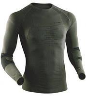 Мужская терморубашка X-Bionic® Combat Energizer™ Sage Green/Anthracite