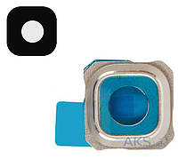 Aksline Стекло камеры для Samsung G928F Galaxy S6 Edge+ Gold