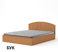 Кровать- 160 двуспальная эконом-класса с нишей для хранения