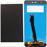 Дисплей (экран) для телефона Xiaomi Mi5s + Touchscreen Original White