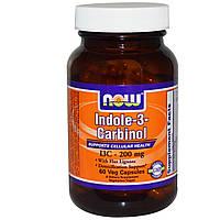 Now Foods, Индол-3-карбинол, 200 мг, 60 Veggie Caps