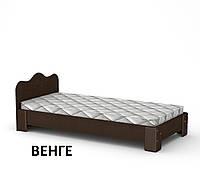 Кровать-100 МДФ односпальная , фото 1