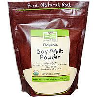 Now Foods Сухое соевое молоко (567 г)