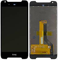 Дисплей (экран) для телефона HTC Desire 628 + Touchscreen Original Black