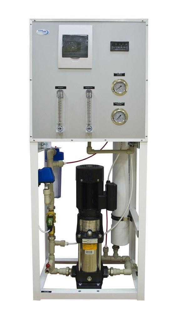 Система обратного осмоса  RO-0,15, 150 л/ч