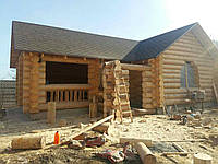 Деревянные дома, дачи, коттеджи