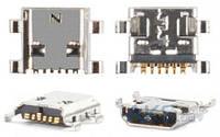 (Коннектор) Aksline Разъем зарядки Samsung I8160 Galaxy Ace II