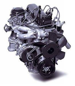 10. Двигатель ГАЗ