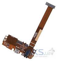 Шлейф для LG LG H955 Optimus G Flex 2 с разъемом наушников, разъемом зарядки и микрофоном