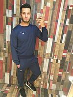 Спортивный мужской костюм летний кофта и штаны, лого Nike
