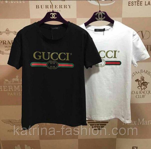 e98593921285 Женская стильная хлопковая футболка