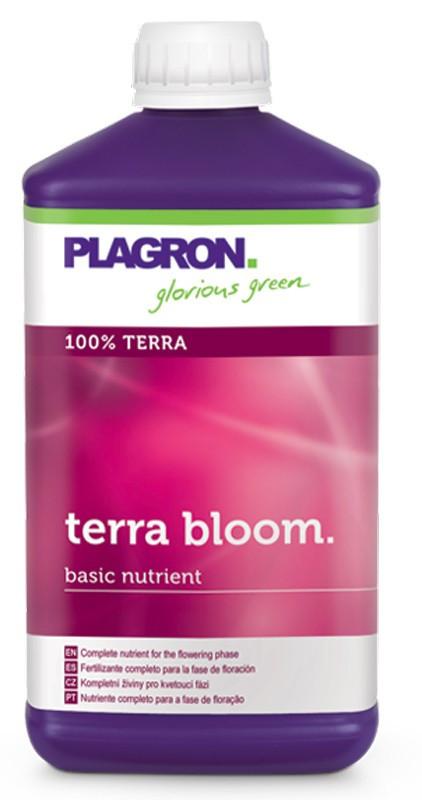 PLAGRON Terra Bloom 1L удобрение для кокосового субстрата. Оригинал. Нидерланды.